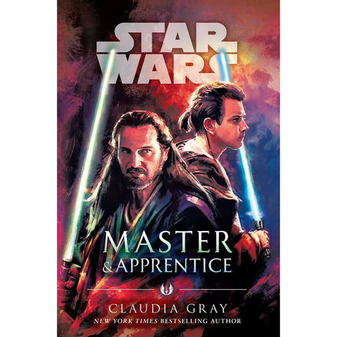 STAR WARS MASTER & APPRENTICE BY CLAUDIA GRAY