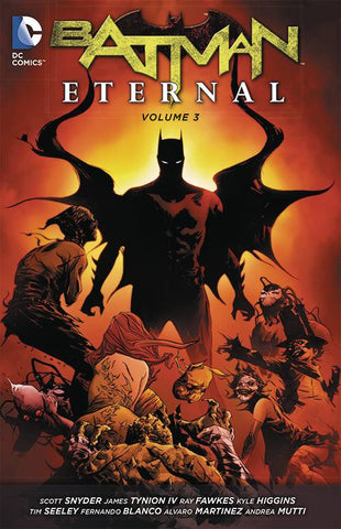 BATMAN ETERNAL VOLUME 03
