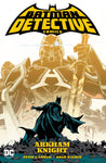 BATMAN DETECTIVE COMICS VOLUME 02 ARKHAM KNIGHT HC