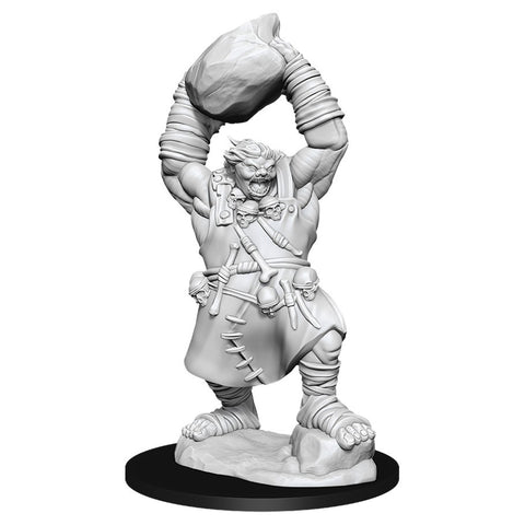 PATHFINDER BATTLES DEEP CUTS UNPAINTED MINI: OGRE