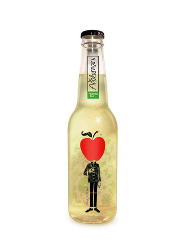 Appleman Cider with Green Tea 4.5% abv (24 x 330ml)