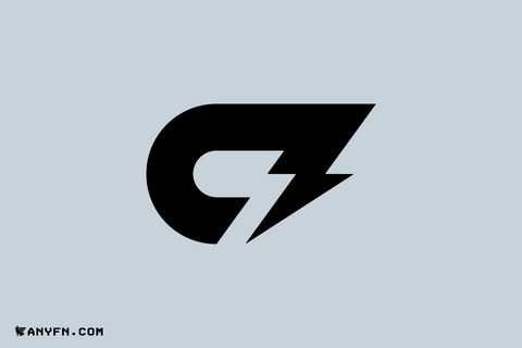C Lightning - Premade Logos, Anyfn, Ready-made Logos, Premade Designs, Pre made logos, Premade Graphics, Logo Maker, Logos