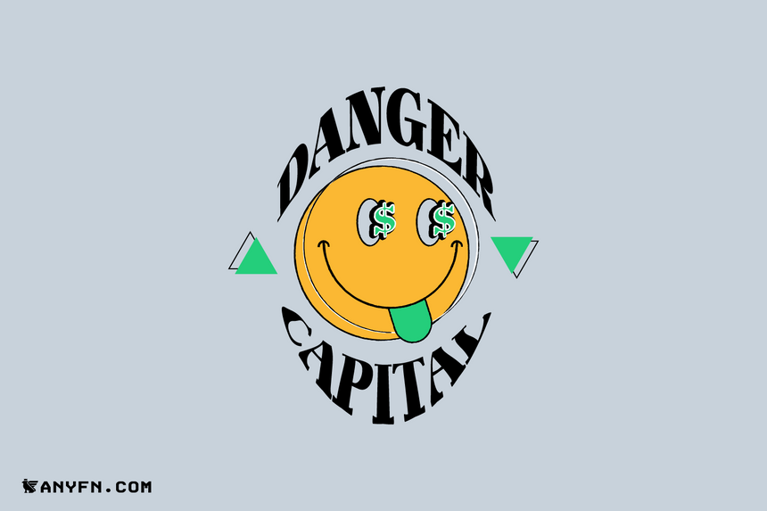 Danger Capital - Premade Logos, Anyfn, Ready-made Logos, Premade Designs, Pre made logos, Premade Graphics, Logo Maker, Logos
