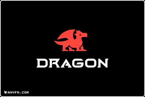 DRAGON - Premade Logos, Anyfn, Ready-made Logos, Premade Designs, Pre made logos, Premade Graphics, Logo Maker, Logos