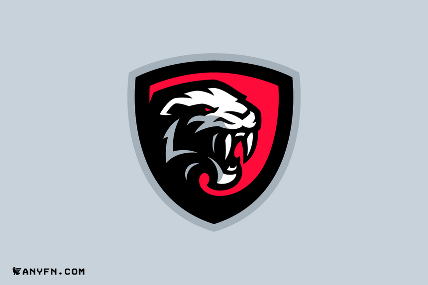 SABERTOOTH - Premade Logos, Anyfn, Ready-made Logos, Premade Designs, Pre made logos, Premade Graphics, Logo Maker, Logos