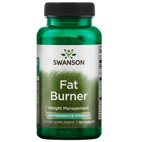FAT BURNER SWANSON | 60 TABS