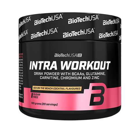 INTRA WORKOUT FOR HER BIOTECHUSA | 20 serv