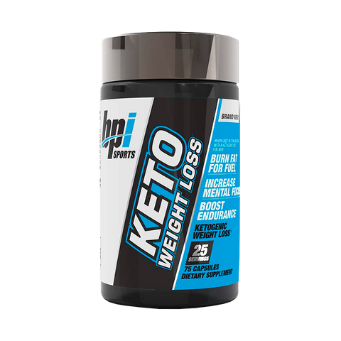 KETO WEIGHT LOSS  BPI | 75 Caps.