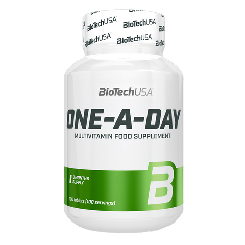 ONE A DAY BIOTECHUSA | 100 CAPS