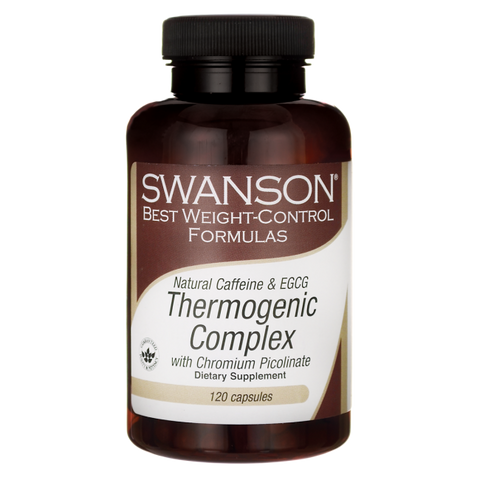 THERMOGENIC COMPLEX SWANSON  | 120 CAPS