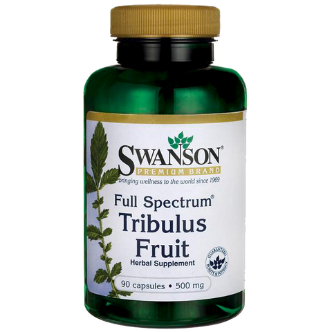 TRIBULUS FRUIT SWANSON | 90 Caps.