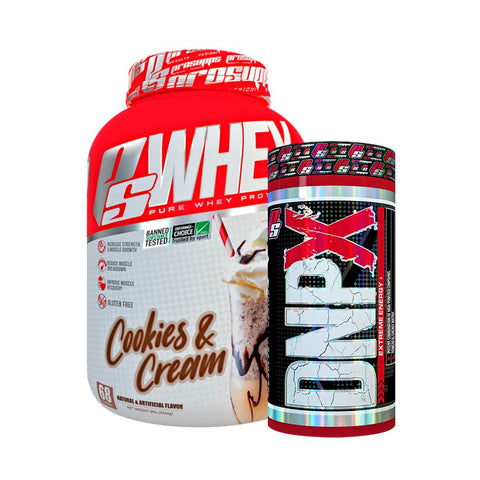 PACK PS Whey + DNPX