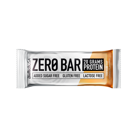 ZERO BAR PIE MANZANA
