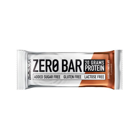 ZERO BAR DOBLE CHOCO