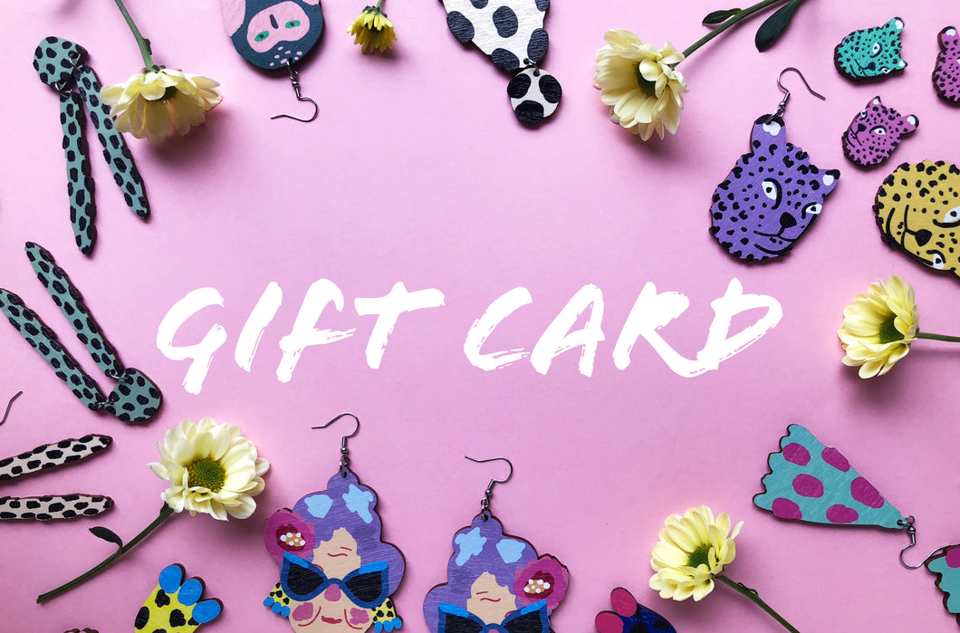 Gift Card 25 € - 100 €