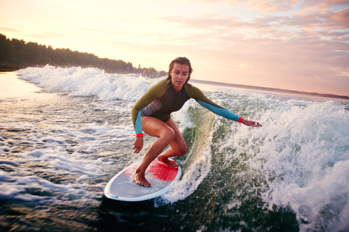 Surfs Up: GFG Highlights 11 Female Surfers