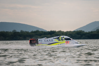 Go Fast or Go Home: The Fastest Hydroplane on Earth