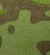 Tropic Green Camo / Die Cut Patch