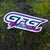 GFG Signature Logo Sticker