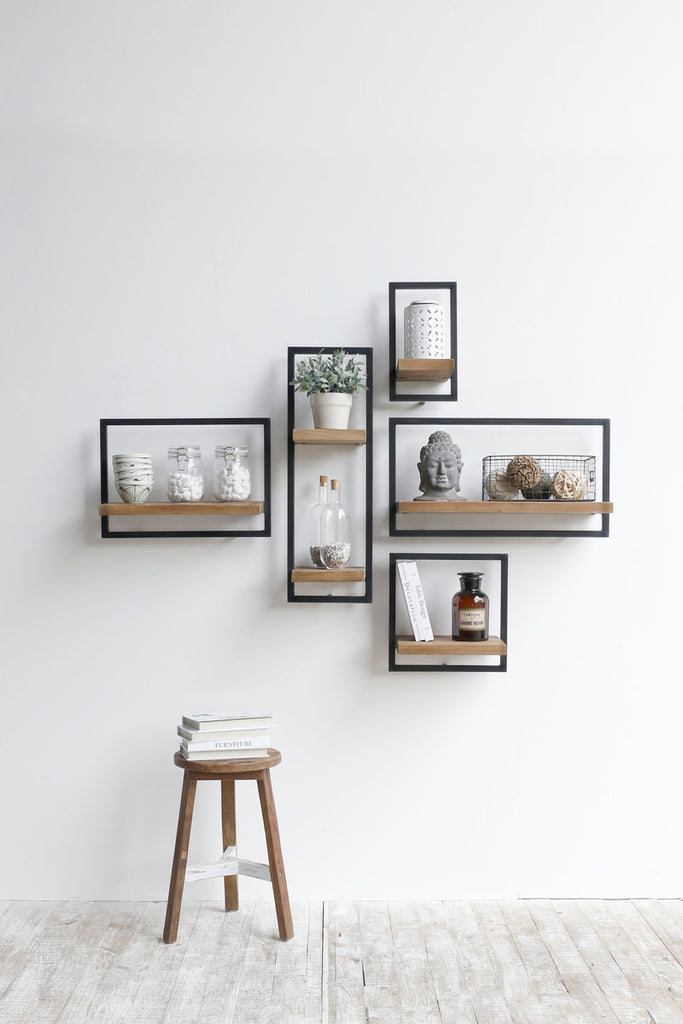 Decant Wall Boxes | 5 Styles