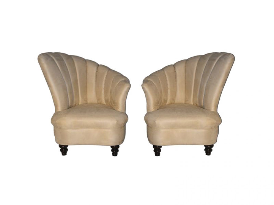 Ariel Armchairs | Set of 2
