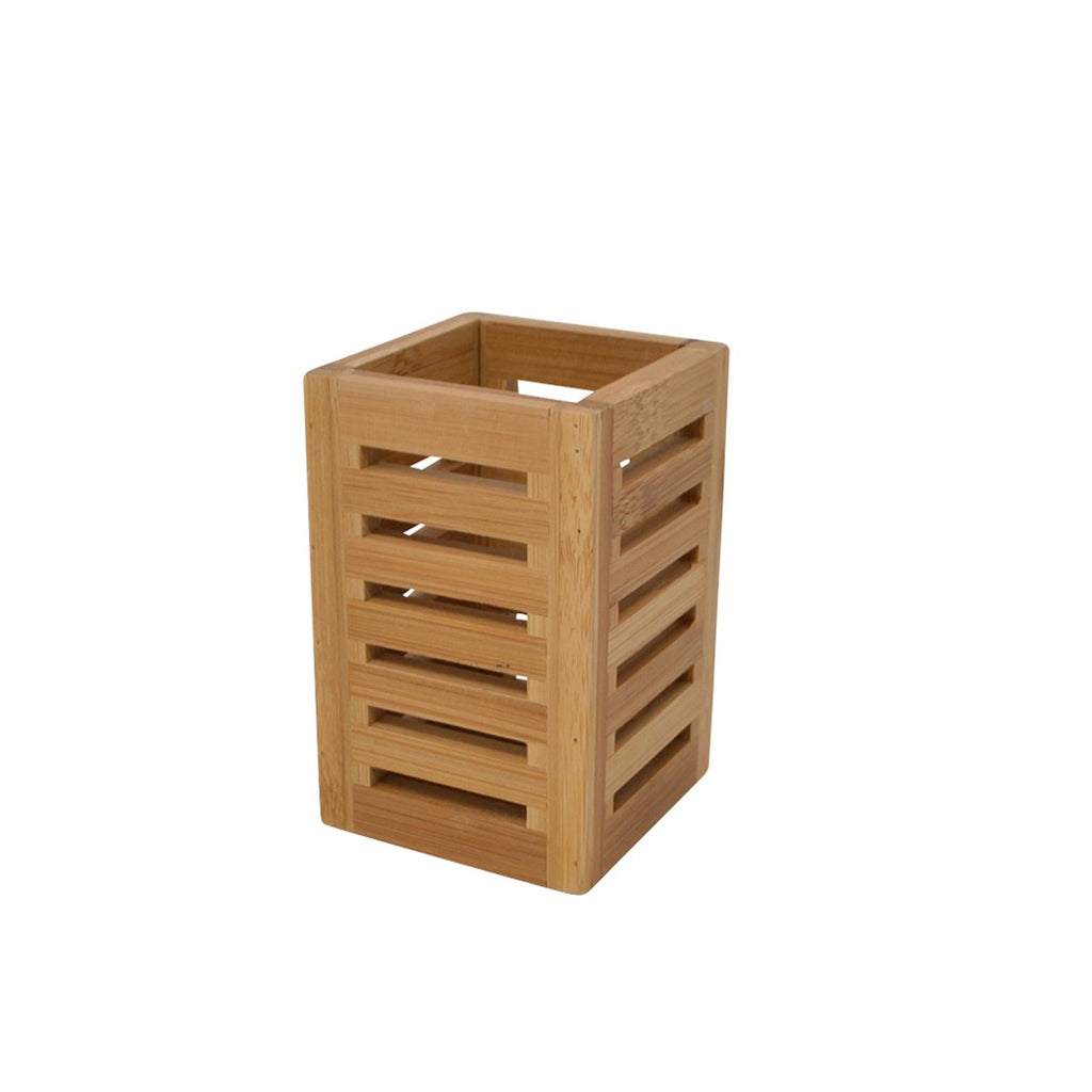 Bamboo Bathroom Storage Box