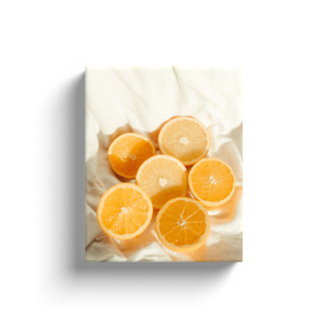 Orange I | Canvas