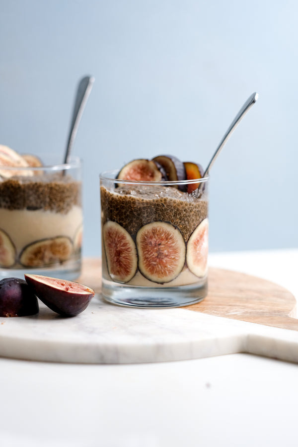 Coffee Chia Pudding