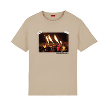 "Laden Sie das Bild in den Galerie-Viewer, T-SHIRT ""DANCEHALL FOREVER"" BEIGE"