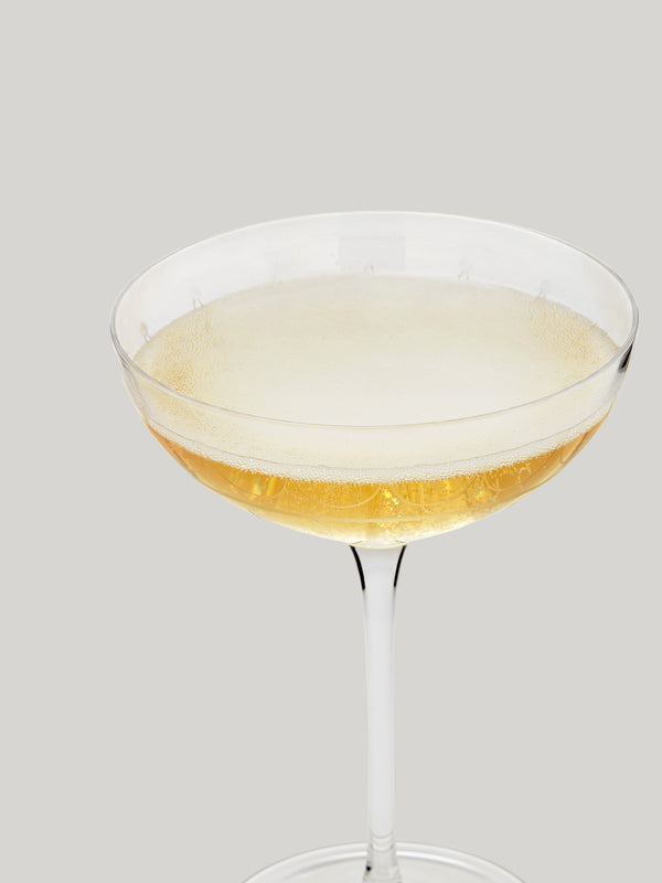 Connaught Bar Signature Champagne Coupes - Set of Six