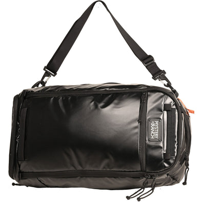 Mystery Ranch Mission Duffel Travel Bag (TPU Black) Single Shoulder Carry On