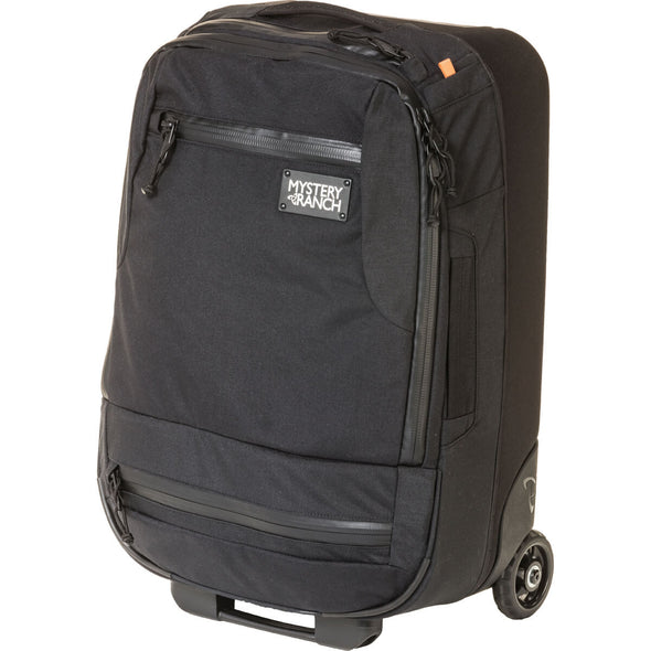 Mystery Ranch Mission Wheelie Wheeled Suitcase (black)