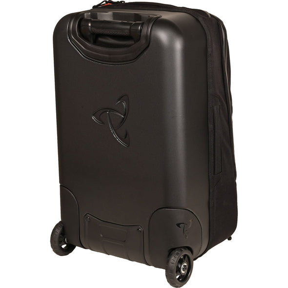 Mystery Ranch Mission Wheelie Suitcase (black) Protective Rear Panel
