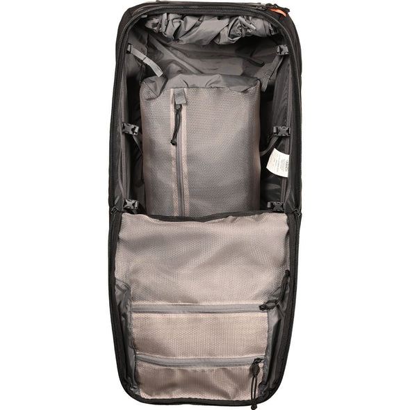 Mystery Ranch Mission Wheelie Suitcase (black) Interior Compartment