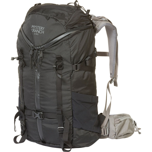 Mystery Ranch Scree 32 Overnight Day Pack (Black)