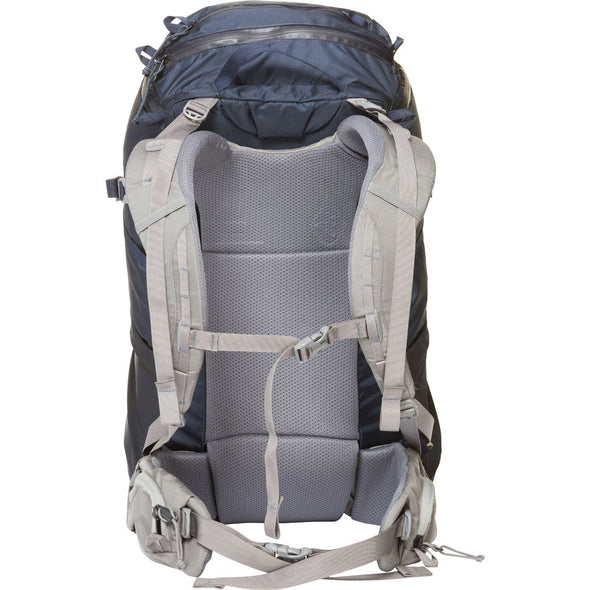 Mystery Ranch Scree 32 Overnight Day Pack (Galaxy) Rear View of Harness