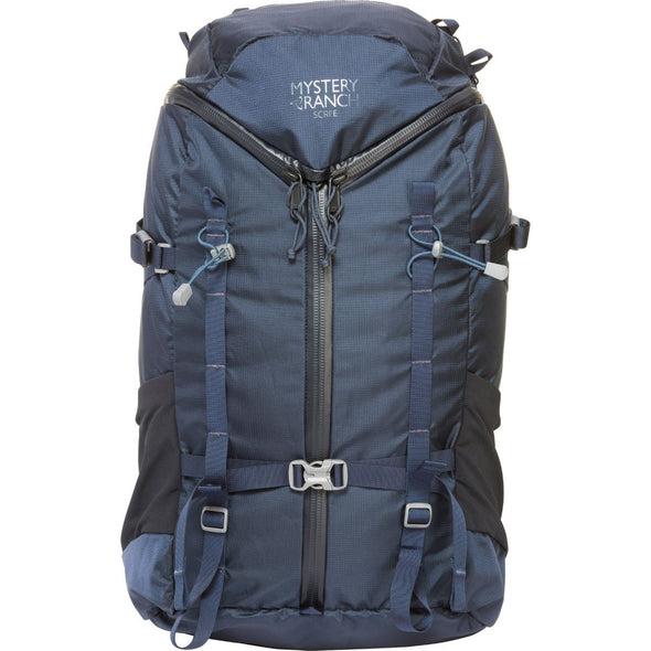 Mystery Ranch Scree 32 Overnight Day Pack (Galaxy) Front View