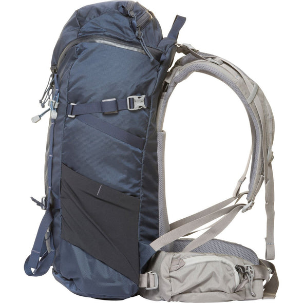 Mystery Ranch Scree 32 Overnight Day Pack (Galaxy) Side View