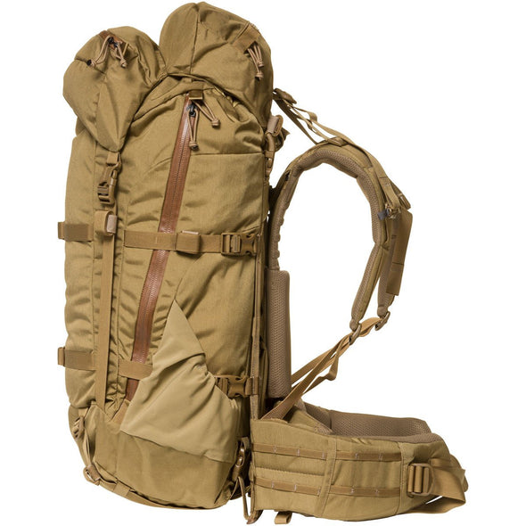 Mystery Ranch Metcalf Backpack (Coyote) Side View
