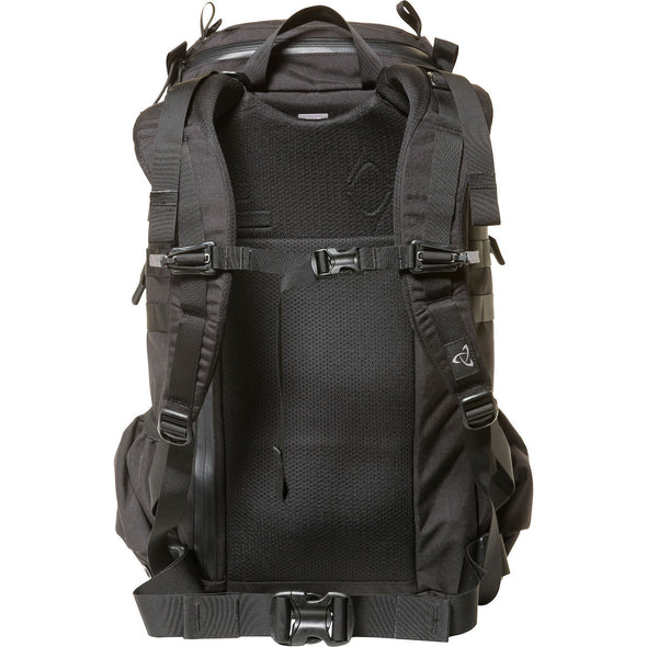 Mystery Ranch 2-Day Assault Day Pack Black – Harness