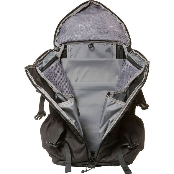 Mystery Ranch 2-Day Assault Day Pack Black – Open