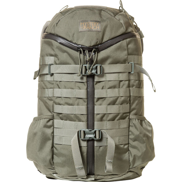 Mystery Ranch 2-Day Assault Day Pack Foliage – Front View