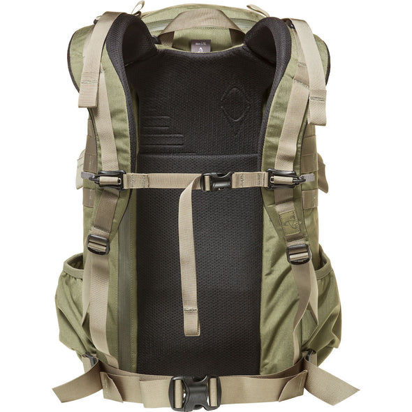 Mystery Ranch 2-Day Assault Day Pack Forest – Harness