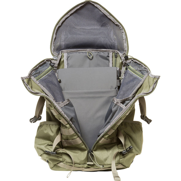 Mystery Ranch 2-Day Assault Day Pack Forest – Open