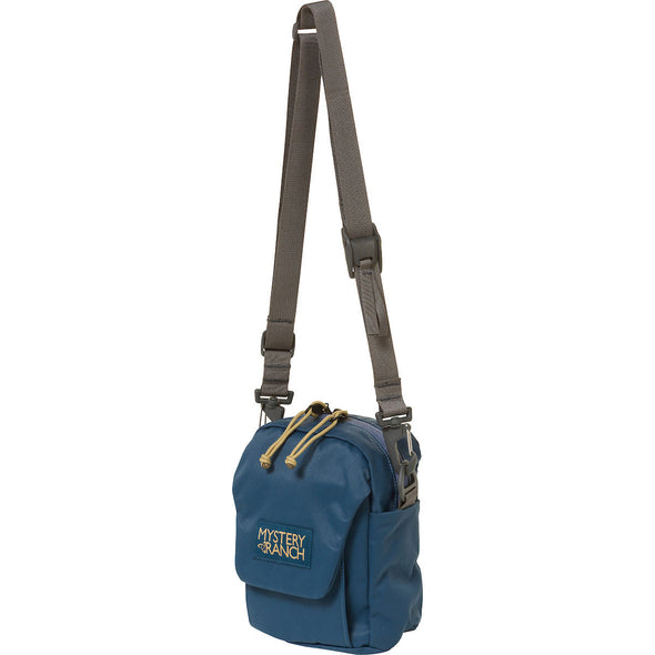 Mystery Ranch Big Bop Shoulder Travel Bag (Vintage Blue)