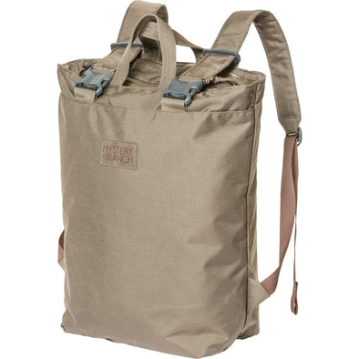 Mystery Ranch Booty Deluxe Tote Day Pack (Wood)