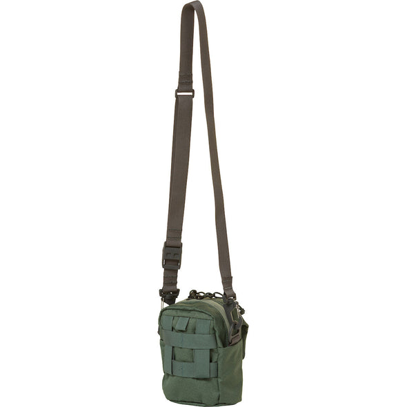 Mystery Ranch Bop Shoulder Travel Bag (Cargo) Rear View