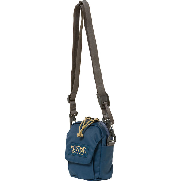 Mystery Ranch Bop Shoulder Travel Bag (Vintage Blue)