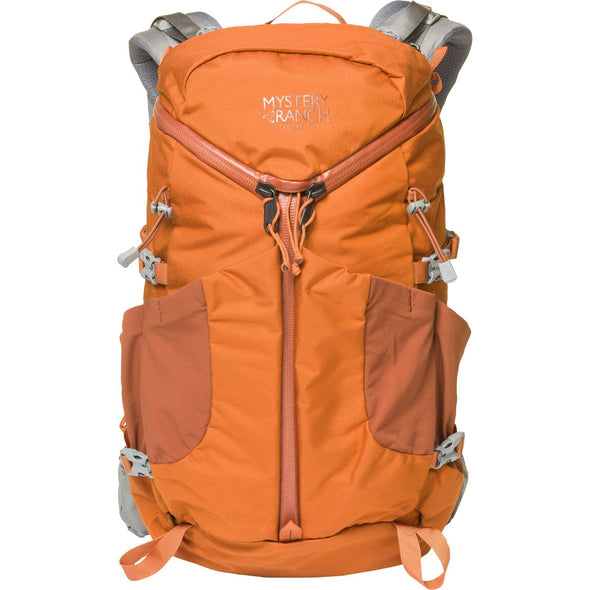 Mystery Ranch Coulee 25 Day Pack (Adobe Orange) Front View