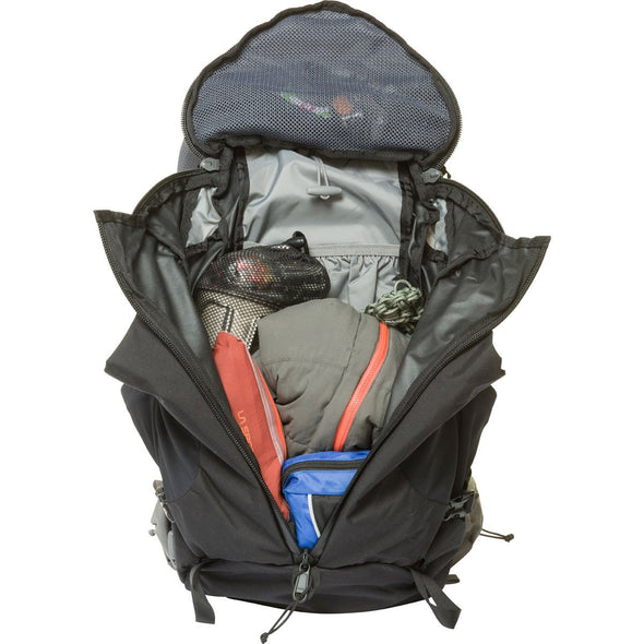 Mystery Ranch Coulee 25 Day Pack (Black) Open
